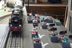 Locomotive modèle réduit