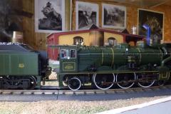 Train modèle réduit