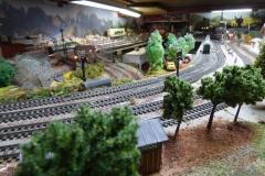 Miniature voies ferrées