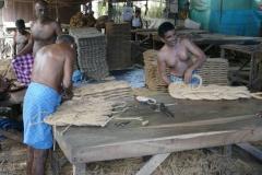 Inde : fabrication de tapis