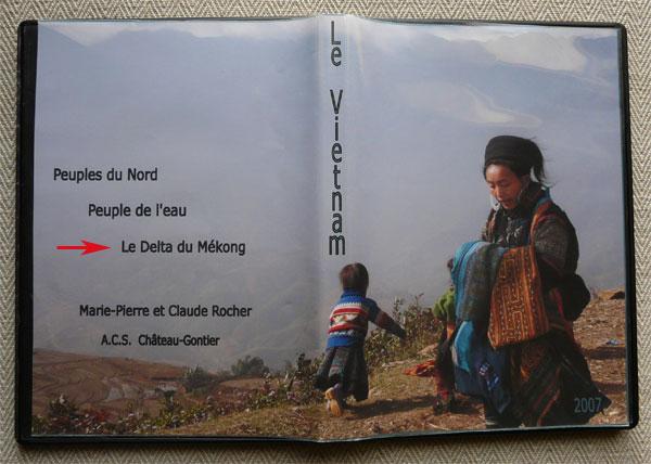 Pochette DVD Delta du Mékong