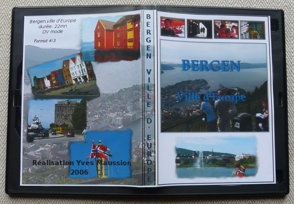 Pochette DVD Bergen